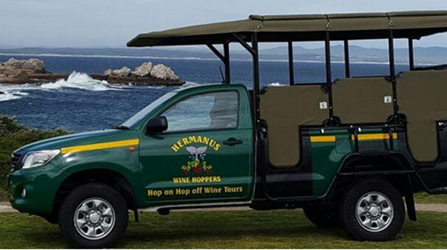 Hermanus launches new Hop-on-hop-off wine route photo