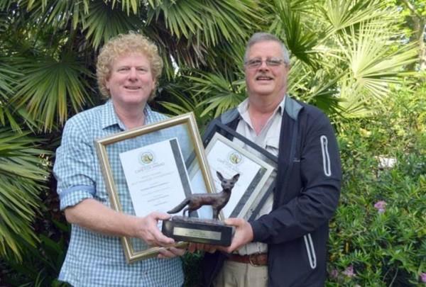 Graham Beck – leaders in winelands conservation photo