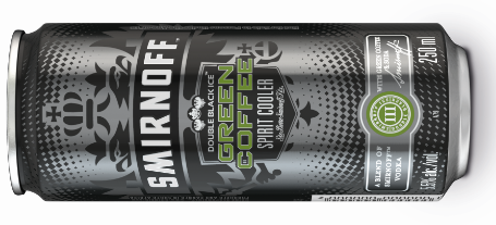Smirnoff launches Smirnoff Double Black Ice Green Coffee photo