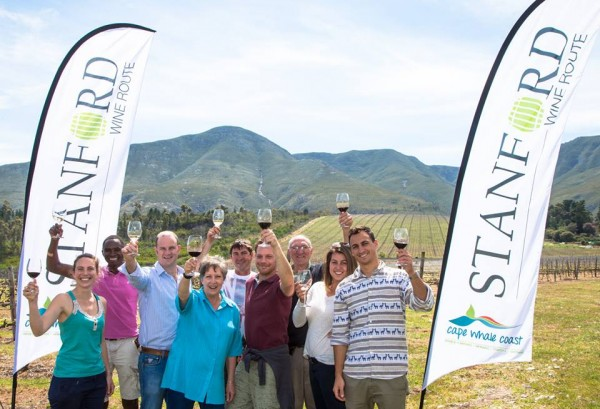 SA Wine Tourism continues to expand with the launch of the Stanford Wine Route photo