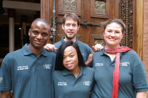 Team South Africa to compete in World Blind Wine Tasting Challenge photo