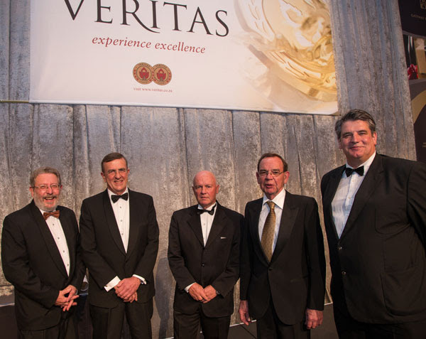 Veritas pays homage to wine industry legends photo