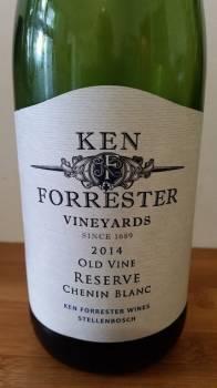 Ken Forrester Old Vine Reserve Chenin Blanc 2014 photo