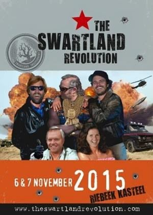 Tim James: A Review Of The Swartland Revolution 2015 photo