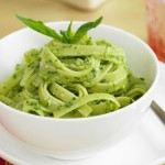 Avocado Pesto Pasta photo