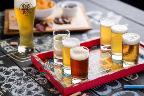 Grab a cold one at Bar Di Bar at Laborie this summer photo