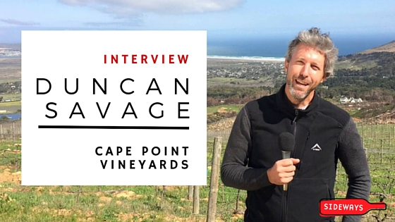 Interview with Duncan Savage, Winemaker at Cape Point Vineyards photo
