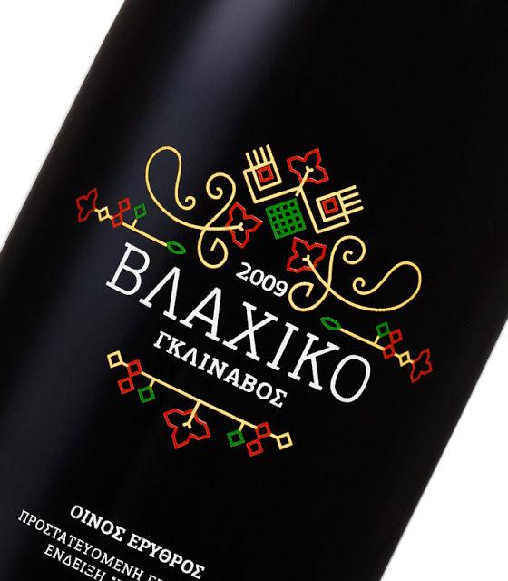 Packaging Spotlight: Embroidery Wine Bottles photo