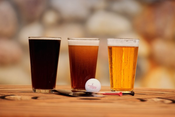 Beer Golf is the greatest drinking game since 1-2-3 Drink! photo