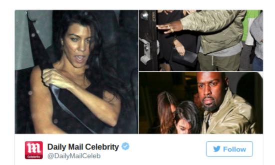 Kourtney Kardashian gets wasted with Justin Bieber photo