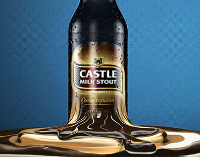 Cooking with Castle Milk Stout photo