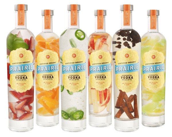Why organic vodkas are important and where to find them photo