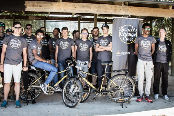 Nederburg joins Africa`s Pro Cycling Team photo