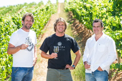 New Chairman and two new members at Cape Winemakers Guild photo