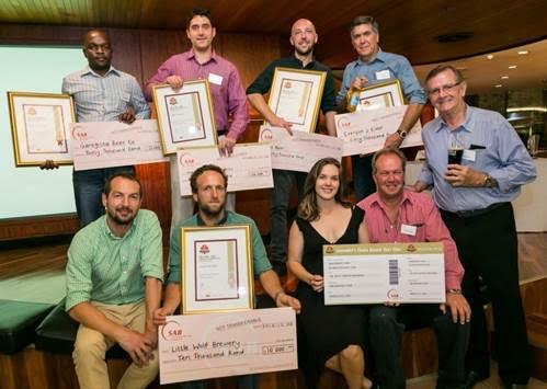 South Africa`s Best Craft Brewers revealed at the 2015 Craft Brewers Championship photo