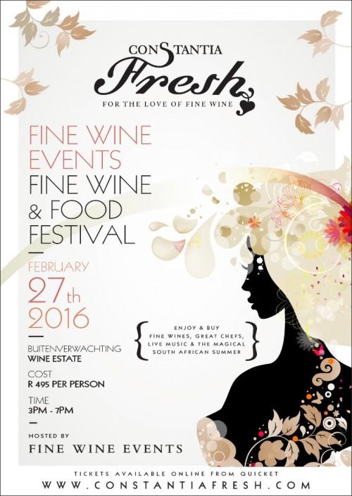 Constantia Fresh Fine Wine and Food Festival photo