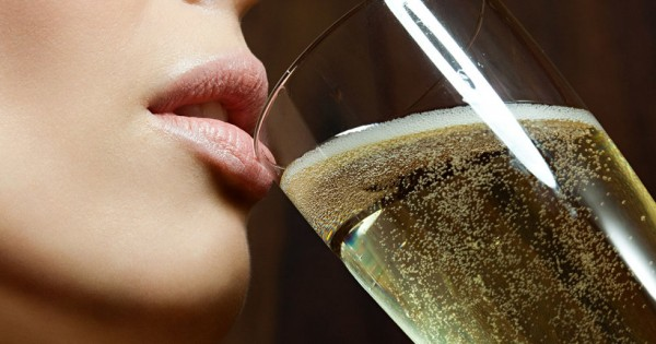 No Glass of Champagne Is as Satisfying as the First, Study Says photo
