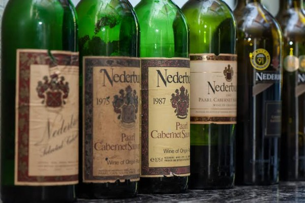 Nederburg shows five decades of its red star, Cabernet Sauvignon photo