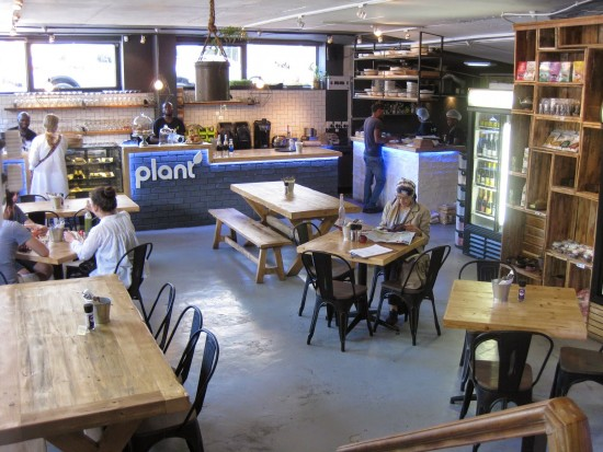 Word on the street. Cape Town`s favourite vegan restaurant closed its doors photo