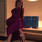 Victoria Beckham receives luxury Tequila from best pal Eva Longoria photo