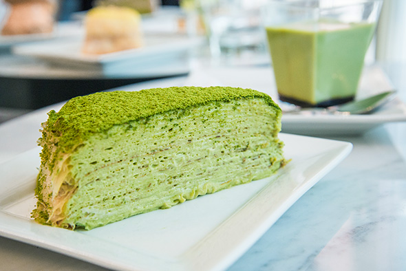The top 10 matcha infused food and drinks in Toronto photo