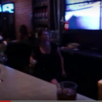 Watch: Bartender Throwing A Full Pint photo