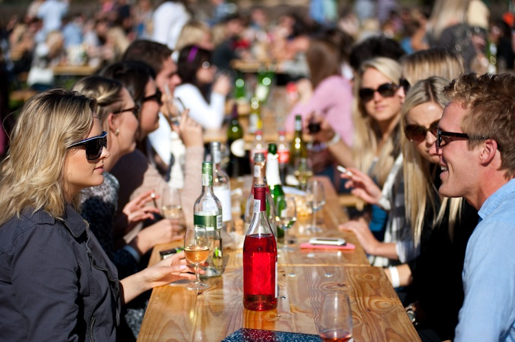 Join Lanzerac at the Stellenbosch Wine Festival photo