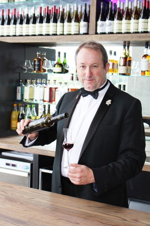 Benguela Cove's Head Sommelier to Compete for Best Sommelier of South Africa photo