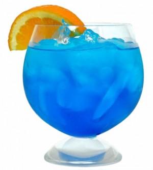 blue cocktail e1452245003419 3 Rockin cocktails inspired by Elvis Presley