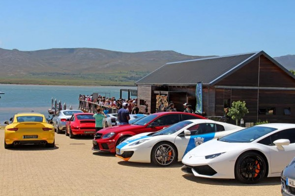 A Millionaire Lifestyle: Glamour, Luxury Properties and Fast Cars photo