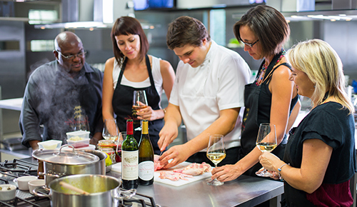 cooking classes leopards leap All Your Winelands Valentine Options