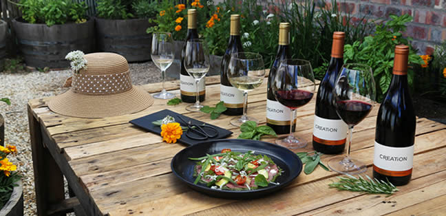 How to pair wine with herbs photo
