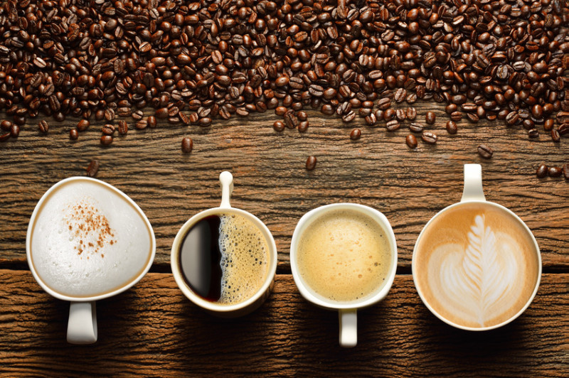 Quiz: What your coffee says about you. photo