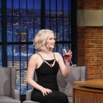 Jennifer Lawrence says she smells like a cabernet photo