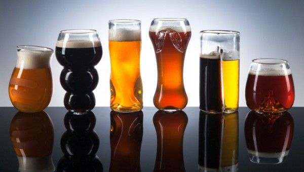 How the Shape of Your Glass Can Make Your Beer Taste Better photo