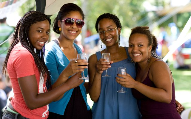 Harvest festivals in the Cape Winelands photo