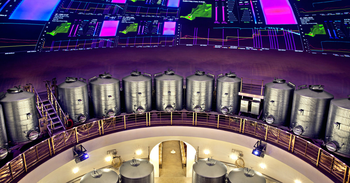 Napa is Fermenting Your Wine With Submarine Technology photo