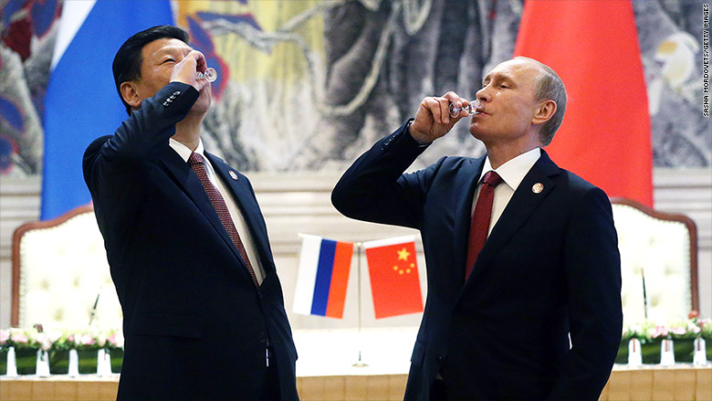 Russian vodka exports slump 40% because of sanctions photo
