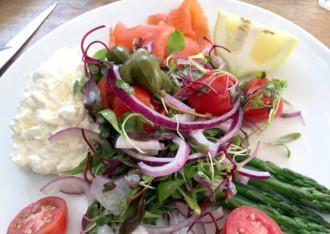 Restaurant Review: Tashas photo