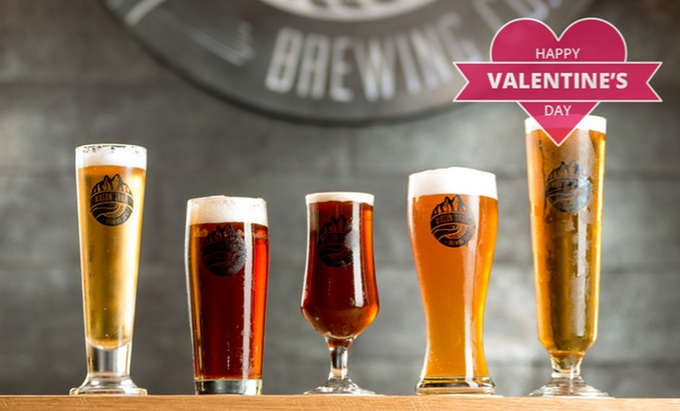 beer deal All Your Winelands Valentine Options