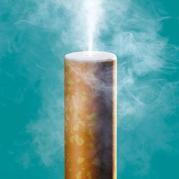 E-cigarettes: What's inside vape juice? photo