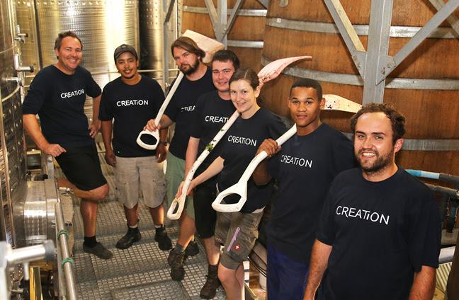 Creation welcomes three new interns photo