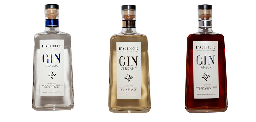 South African Inverroche Gin launches in the UK photo