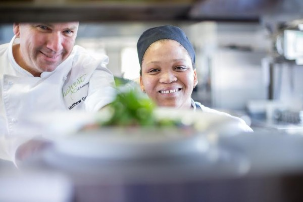 Shirene Patrick Realises Her Culinary Dream and Takes Over the Reins at Laborie photo