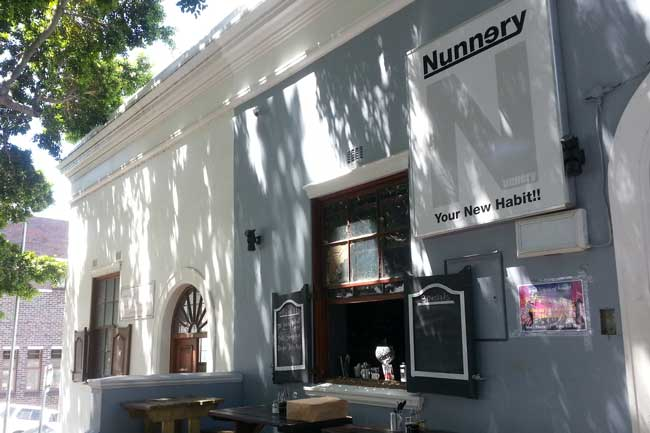 Get Spanked for R50 at Cape Town`s new bar, The Nunnery photo