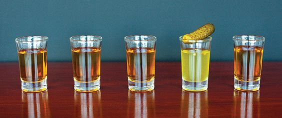 Why You Should Mix Pickle Juice With Your Whiskey or Tequila photo