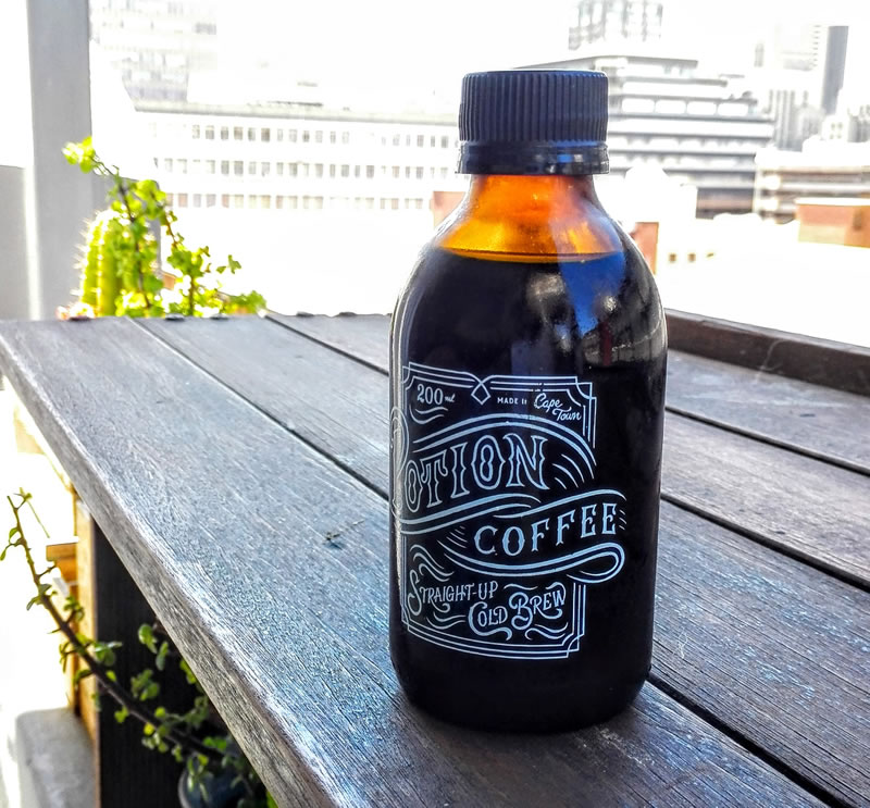 Why Potion Cold Brew Coffee is so hot right now photo