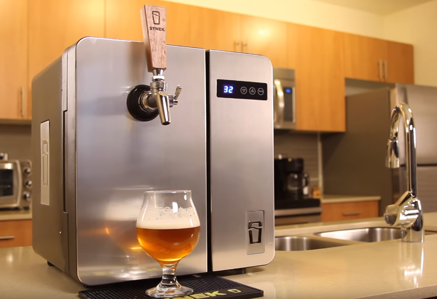 This invention could completely change the way we drink beer at home photo