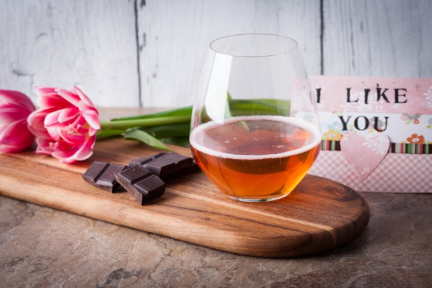 Pair your wine with chocolate this Valentine`s Day photo