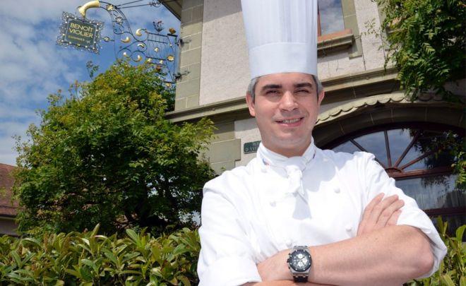 World`s best chef Benoit Violier dies aged 44 photo